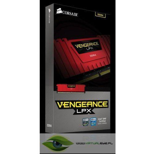 Corsair DDR4 Vengeance LPX 8GB/2666 RED CL16-18-18-35 1.20V XMP2.0, 1_455108