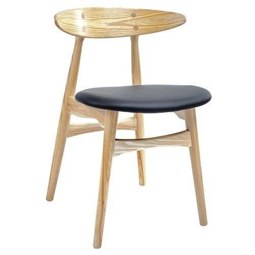 Krzesło RETRO WS-105.NATURAL - King Home - Sprawdź kupon rabatowy w koszyku (5900168816466)