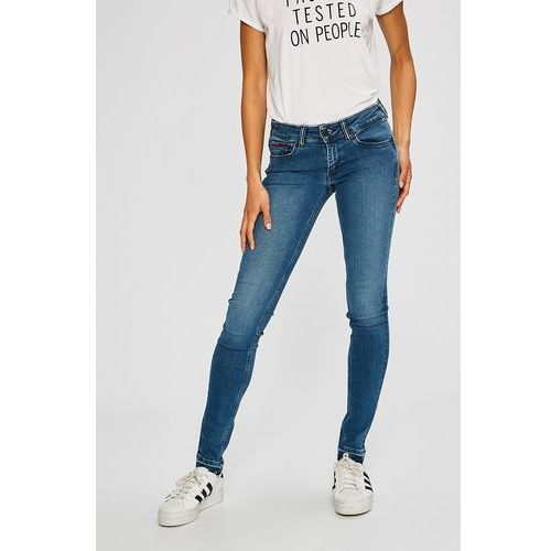 Tommy jeans - jeansy sophie