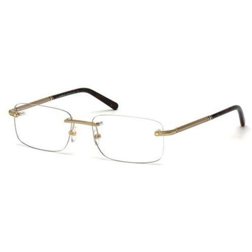 Okulary korekcyjne mb0538 a28 marki Mont blanc