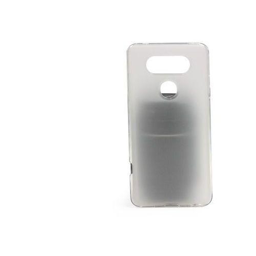 Lg v20 - etui na telefon flexmat case - biały marki Etuo flexmat case