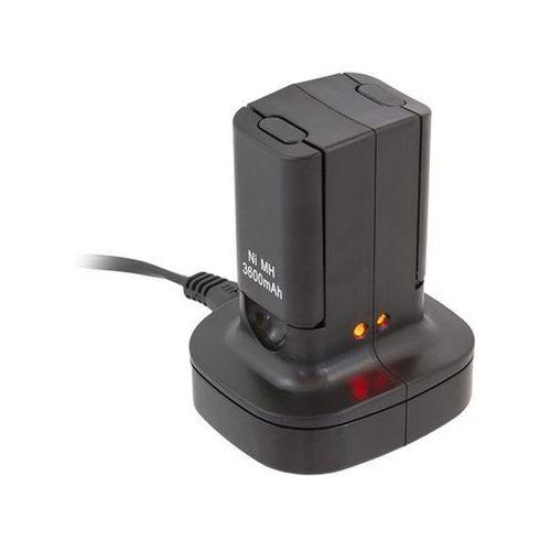 Apte Ładowarka stacja do baterii padów xbox360 + aku