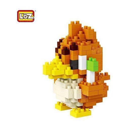 LOZ Figure Style Cartoon ABS Building Brick - 156pcs