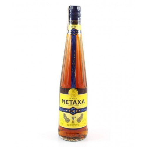 Metaxa Brandy 5* 0,7l (5202795120054)