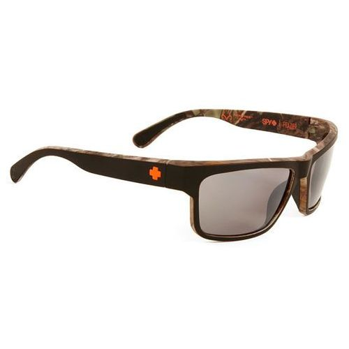 Okulary słoneczne frazier polarized decoy - happy bronze polar w/ black mirror marki Spy