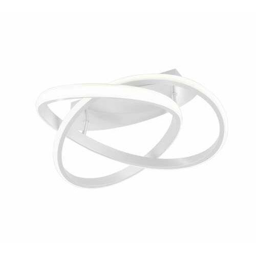 Trio rl course r62051131 plafon lampa sufitowa 1x18w led biały/biały (4017807476965)