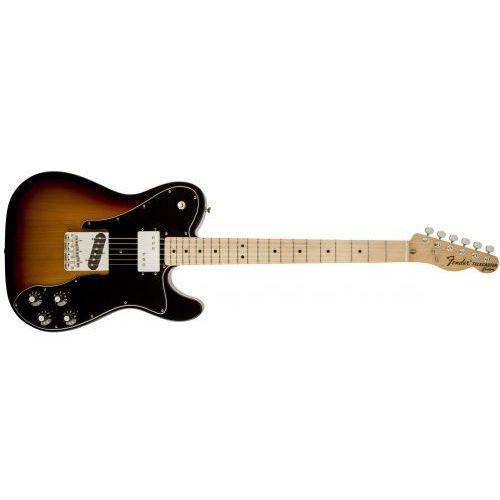 Fender Classic Series ′72 Telecaster Custom, Maple Fingerboard, 3-Color Sunburst gitara elektryczna