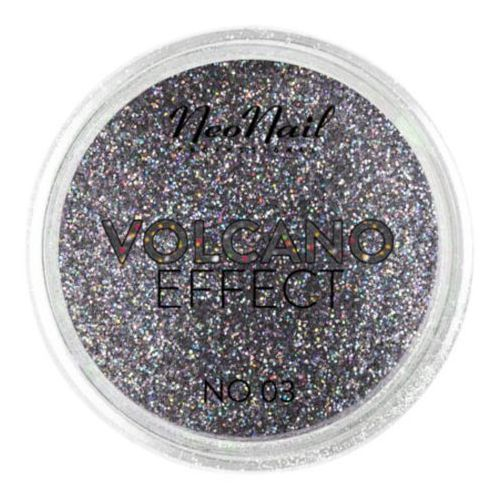 NeoNail VOLCANO EFFECT Pyłek No 03