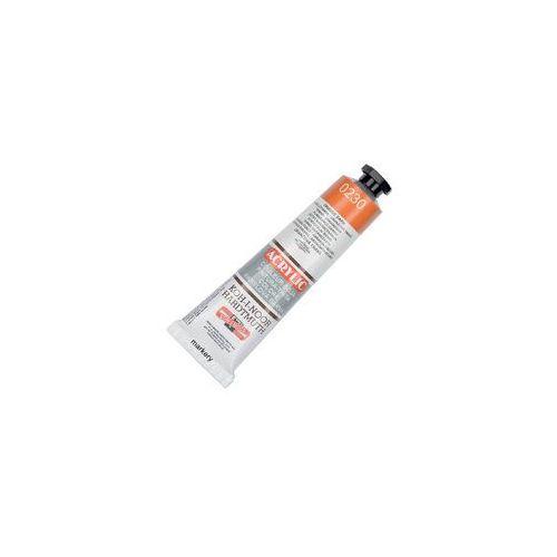 Farba akrylowa Acrylic 230 Pomaranczowy Ciem 40ml (8593540014405)