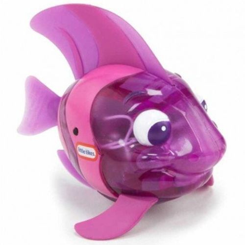 LITTLE TIKES Pływająca Rybka, fioletowa