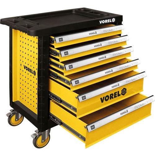 Szafka serwisowa 6 szuflad 58539 - zyskaj rabat 30 zł marki Vorel