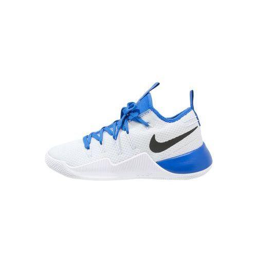 Nike Performance HYPERSHIFT Obuwie do koszykówki white/black/hyper cobalt, towar z kategorii: Koszykówka