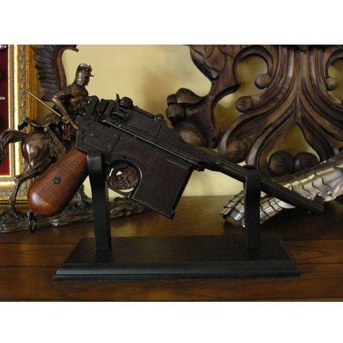 Niemiecki pistolet mauser c96 drewniana rękojeść (m-1024) marki Denix