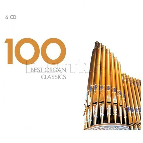 100 best organ classics - różni wykonawcy (płyta cd) marki Empik.com