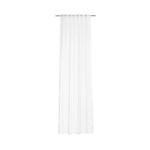 Firana na taśmie ALANA 140 x 280 cm biała INSPIRE (3276000324645)