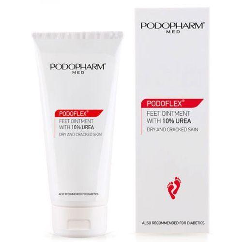 Podopharm podoflex feet ointment with 10% urea maść do stóp z mocznikiem 10%