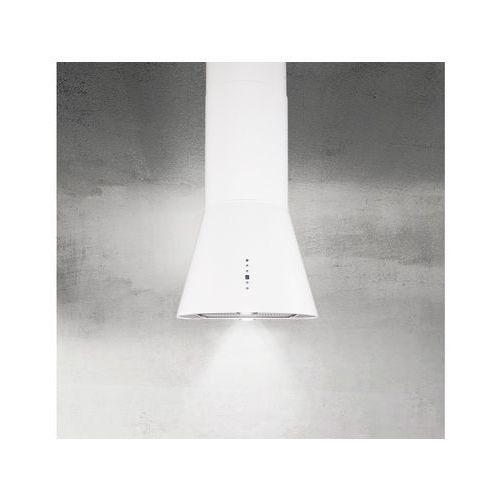 Okap wyspowy Lumia Biały 50 cm, 635 m3/h (5907670759243)