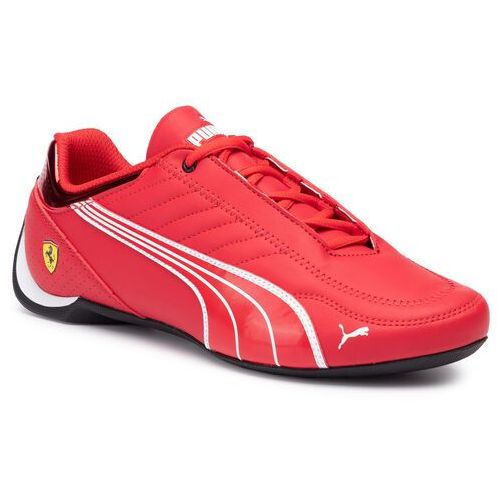 Puma Sneakersy - sf future kart cat 306459 03 rosso corsa/puma black