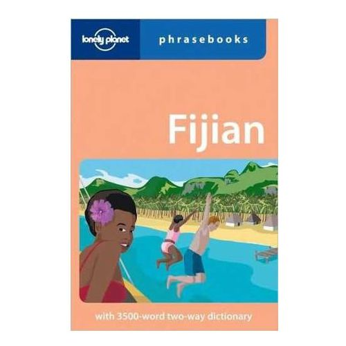 Fidżi rozmówki Lonely Planet Fijian Phrasebook (256 str.)