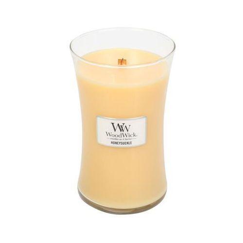 Woodwick - świeca duża honeysuckle 175h
