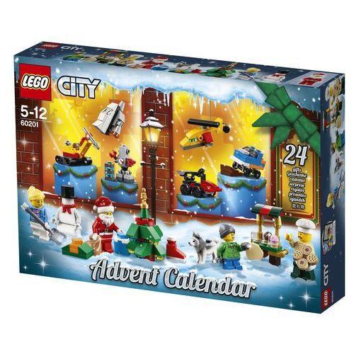 Lego CITY Kalendarz adwentowy 60201 - BEZPŁATNY ODBIÓR: WROCŁAW!