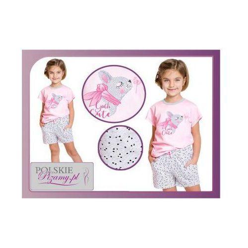 Piżama dziecięca WANESA: róż, kolor różowy