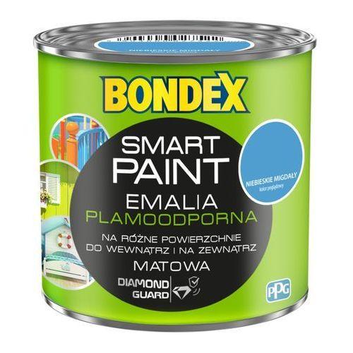 Bondex Emalia akrylowa smart paint niebieskie migdały 0,2 l