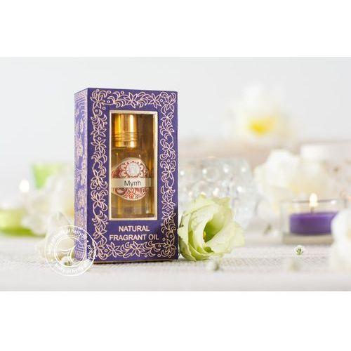 Song of india Indyjskie perfumy w olejku - myrrh