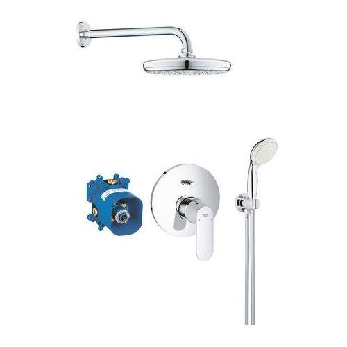 Grohe podtynkowy zestaw prysznicowy Eurosmart Cosmopolitan 25183001