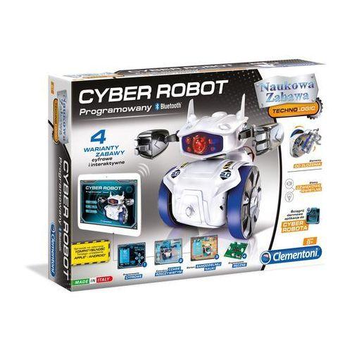 Naukowa zabawa: Cyber Robot 60596 - Clementoni