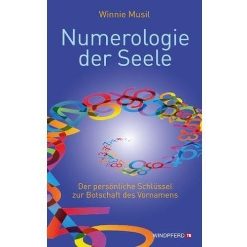 Numerologie der Seele Musil, Winnie (9783893856473)