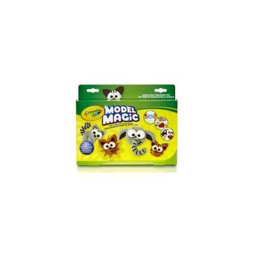 Crayola Magiczna modelina dżungla 8 kolorów