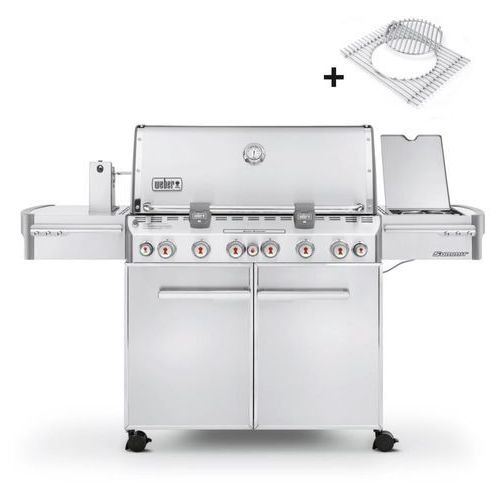 Weber Summit s-670 gb grill gazowy