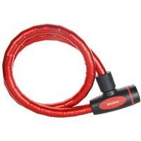Masterlock 8228 panzr zapięcie kablowe 18 mm x 1.000 mm czerwon linki rowerowe (3520190937933)