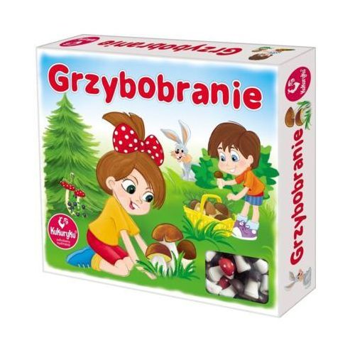Promatek Gra grzybobranie (5901738563346)