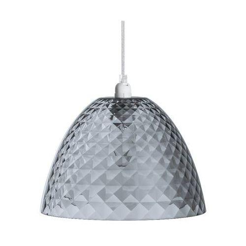 Stella - lampa wisząca szary przezroczysty s marki Koziol