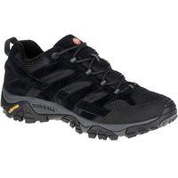 Buty trekkingowe  moab ventilator (j06017) - czarny marki Merrell