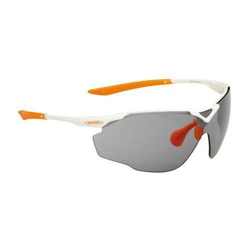 Alpina Splinter Shield VL Okulary rowerowe czarny 2018 Okulary
