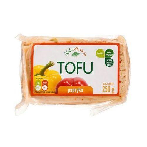 NATURAVENA 250g Tofu kostka z papryką