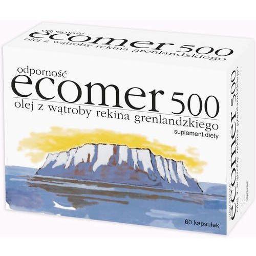 Odporność ecomer 500 x 60 kapsułek marki Krotex poland