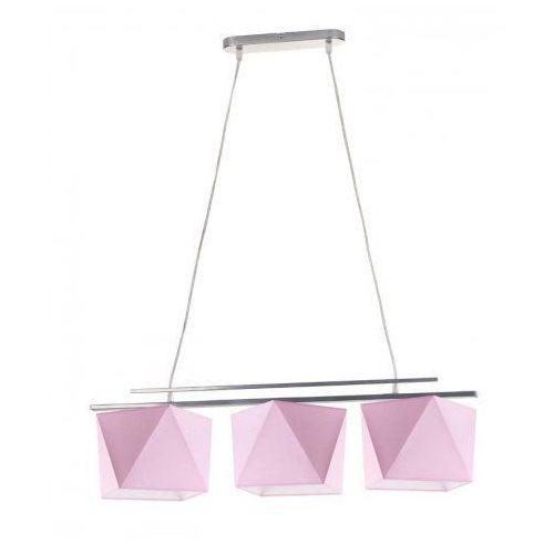 Oświetlenie MALIBU do pokoju dziecięcego szary (stalowy), stal szczotkowana (+ 75zł)