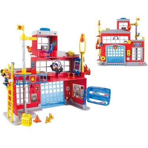 remiza strażacka myszki miki na ratunek marki Imc toys
