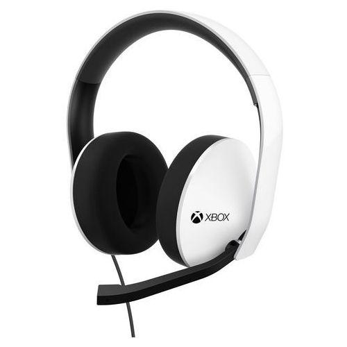 Zestaw słuchawkowy  5f4-00011 białe do xbox one marki Microsoft