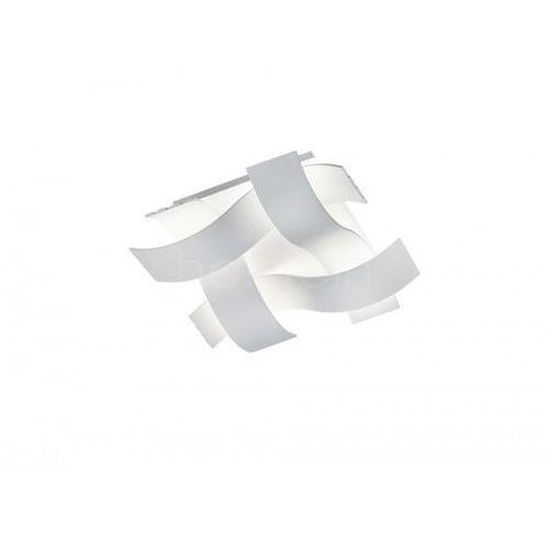 Lampa Sufitowa Trio Leuchten RUBY LED Biały, 1-punktowy - Nowoczesny - Obszar wewnętrzny - RUBY - Czas dostawy: od 3-6 dni roboczych (4017807399806)