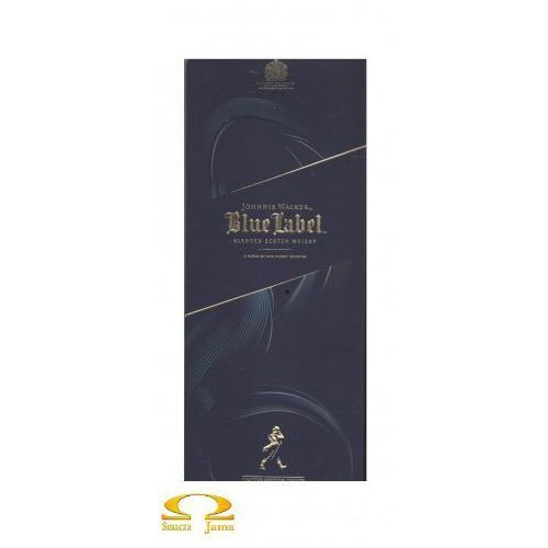 Whisky Johnnie Walker Blue Label Symphony in Blue 0,7l, CC99-25803