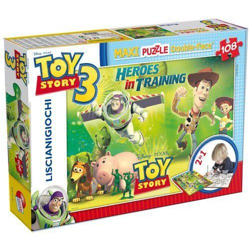 Puzzle dwustronne maxi Toy Story 3 108 (8008324031795)