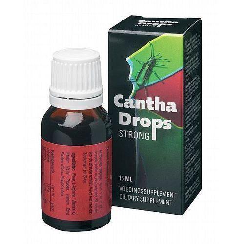 Cobeco Krople cantha mocne 15 ml   100% dyskrecji   bezpieczne zakupy
