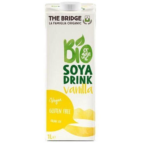 Napój mleko sojowo-waniliowe 1l -  - eko hit! marki The bridge
