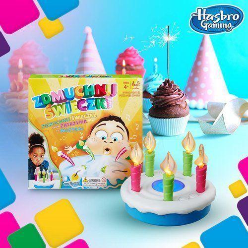 Zdmuchnij świeczki marki Hasbro