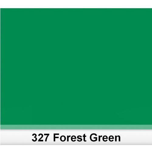 Lee 327 forest green filtr folia - arkusz 50 x 60 cm